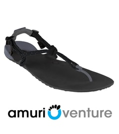 AMURI VENTURE Coal Black/Charcoal