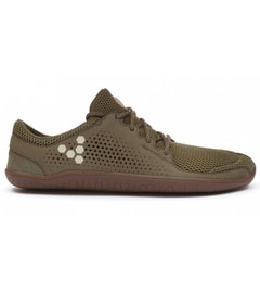 Vivobarefoot PRIMUS TRIO L Leather Olive