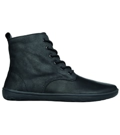 SCOTT M Leather Black