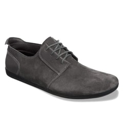 PIQUANT Grey Suede Derby