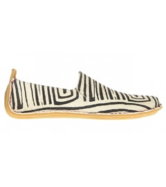 ABABA L Canvas Zebra