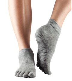 ANKLE Grip Heather Grey