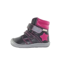KLETT TEX WOOL M Graphit/Pink