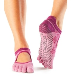 BELLARINA Grip Full Toe Rosa