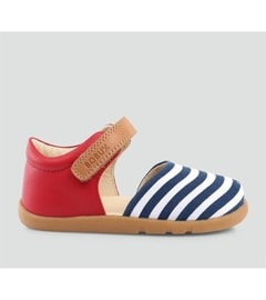 Bobux  i-walk TWIST Red/Navy/White