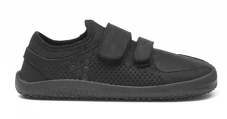 Vivobarefoot PRIMUS STRAP K Leather Black