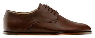 LISBON M Leather Dk Brown