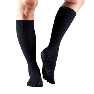SCRUNCH Knee High Grip Black