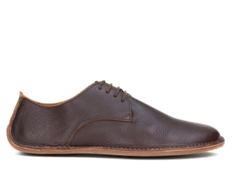 PORTO ROCKER LOW M Leather Dark Brown