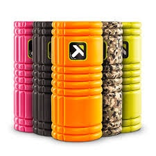 GRID Foam Roller Camouflage a Pink