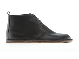 PORTO L Leather Black