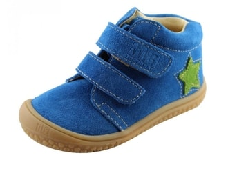 KLETT VELOUR M Royal Blue Star