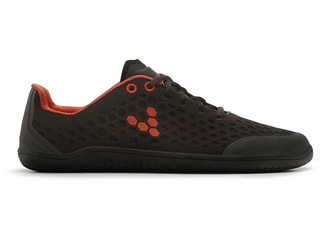 Vivobarefoot-STEALTH-2-L-Mesh-Black/Red