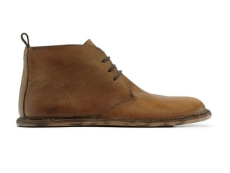 PORTO L Leather Tan