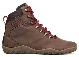 TRACKER FG M Leather Dk Brown