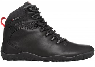 TRACKER FG L Leather Black